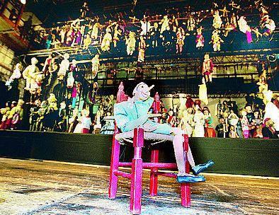 Un milione di euro per il teatro delle Marionette