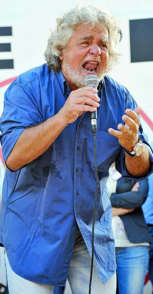 I dissidenti mollano Grillo: in 5 pronti ad aiutare Letta