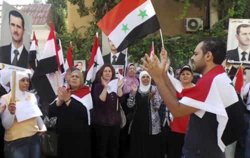 Conto alla rovescia a Damasco: parte il risiko di chi sta con chi