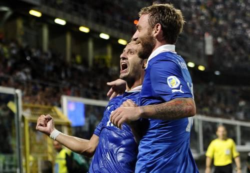 A due punti dal Brasile: l'Italia batte la Bulgaria