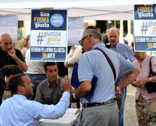 Lega: ok ai referendum per riformare la giustizia