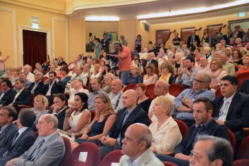 """""""La platea di Sanremo? Gente che vuole risposte"""""""