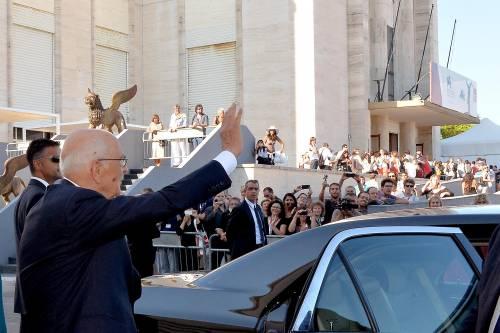 """Napolitano lancia l'appello: """"Nell'Ue per battere la crisi"""""""