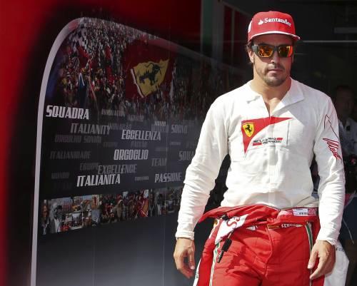"""Vettel """"strapole"""" per la fuga Alonso straparla e insegue"""