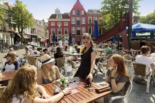 Verde, studiosa e low profile È Utrecht la regina d'Europa
