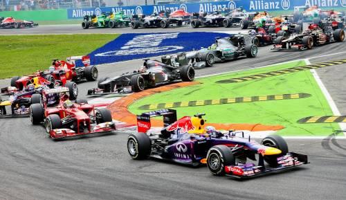 Gp Monza, il re è Vettel. E il popolo rosso si ribella