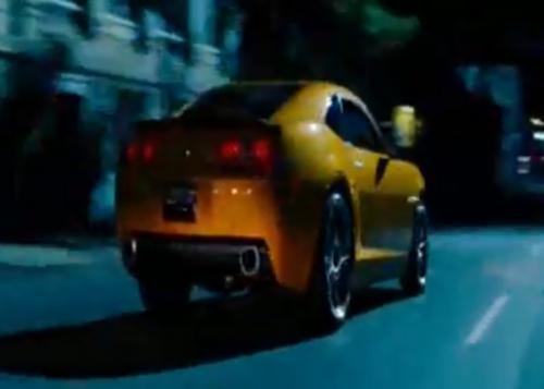 Chevrolet Camaro, la super trasformista: sali in auto e ti ritrovi robot