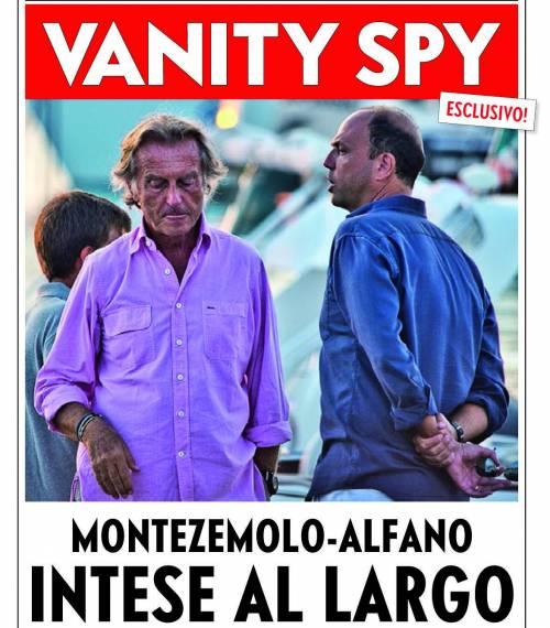 Alfano: «Intesa vicina tra Pdl e Italia futura»Dopo il faccia a faccia con Montezemolo ad Agrigento