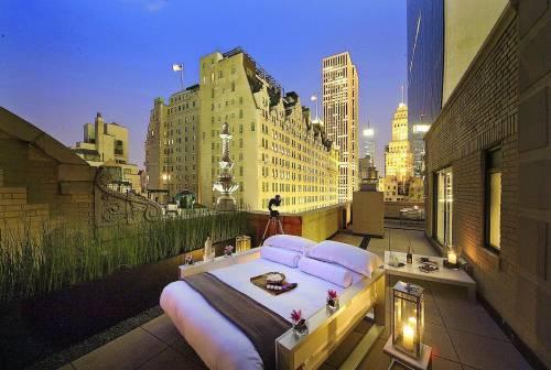 Quella pazza voglia di stelle In hotel «il cielo in una stanza»