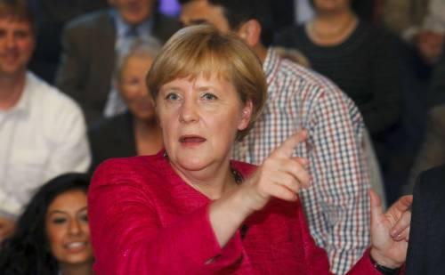 I mercati votano la Cancelliera Ma non troppo...