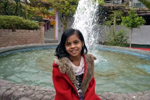 Nada al-Ahdal, l'undicenne yemenita fuggita dal suo Paese