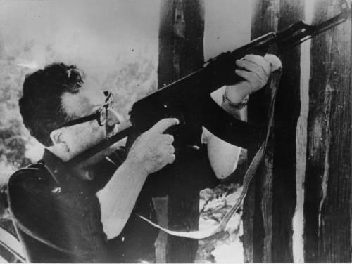 Quando Craxi cercava Allende e sfidava i mitra