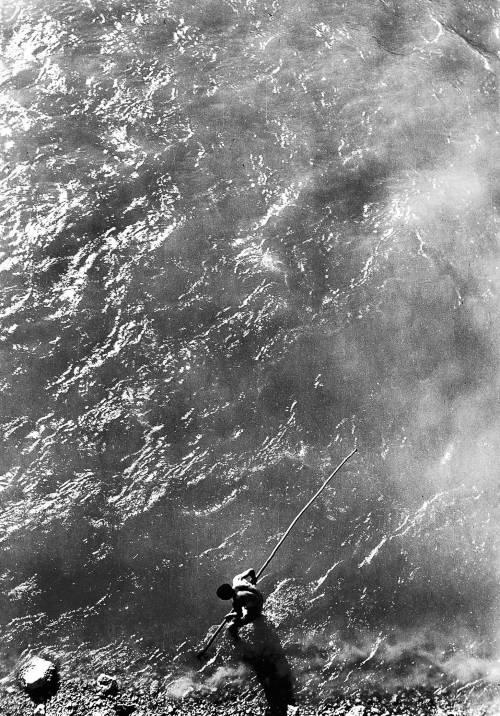 Fulvio Roiter e l'arte di pescare immagini nel fiume della vita