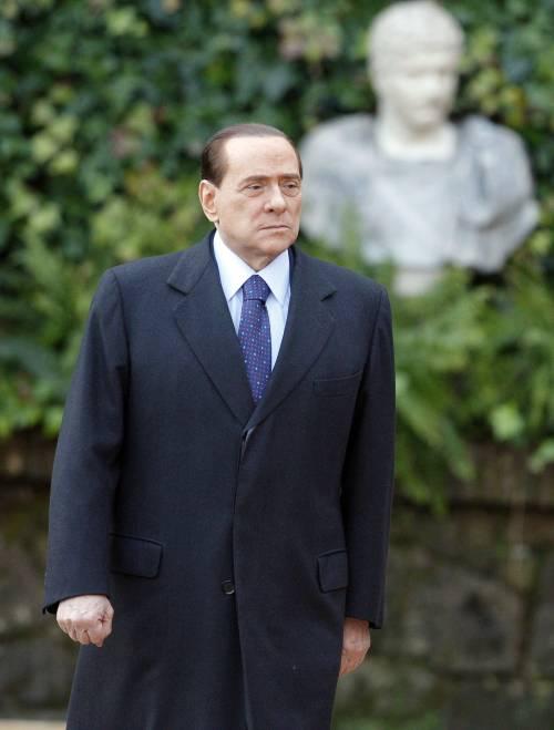 Rapinato Berlusconi
