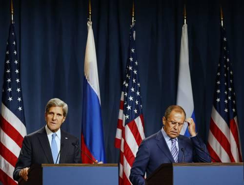 """Gli Usa ad Assad: """"Le parole non bastano"""""""