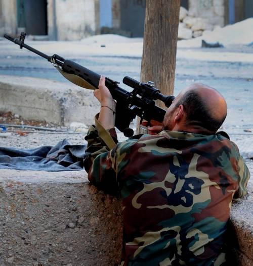 Assediati dai jihadisti nel monastero siriano