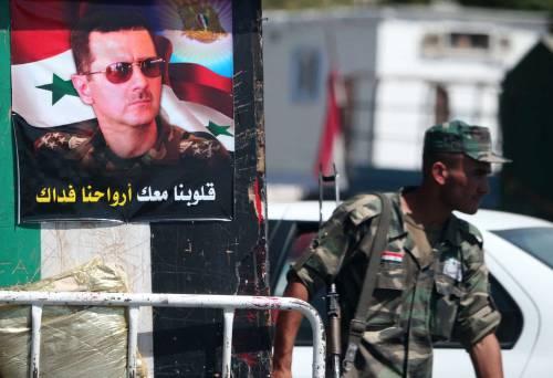 """Siria, Assad canta vittoria: """"L'accordo tra Usa e Russia ci evita di fare una guerra"""""""