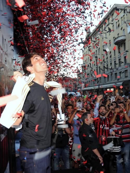 Il Milan riparte da Kakà2. Allegri punta sul BaKaRo