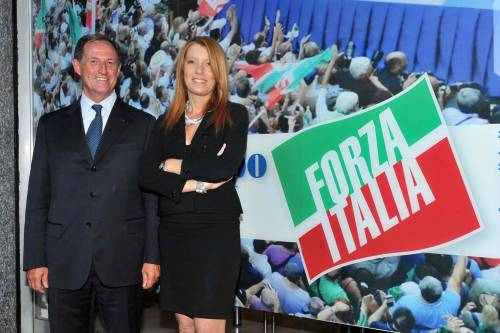 Torna Forza Italia, ecco la prima sede