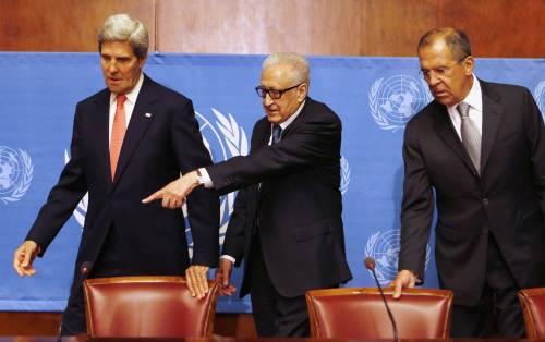 Accordo Usa-Russia: 7 giorni ad Assad per presentare la lista delle armi chimiche