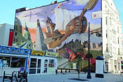Lodz, la «terra promessa»  più promettente d'Europa