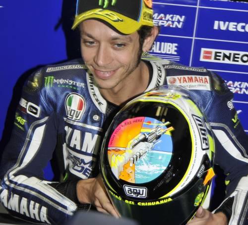 Marquez fa quel che vuole Ma Rossi 3° è in prima fila