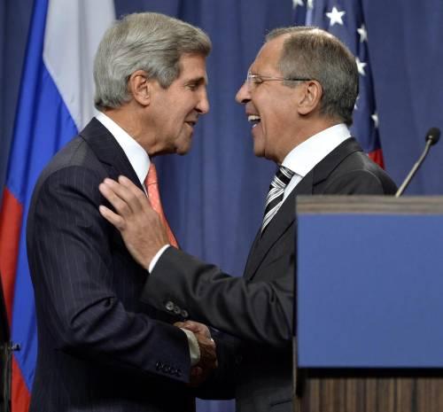 Usa e Russia, diktat ad Assad: «La lista delle armi in 7 giorni»