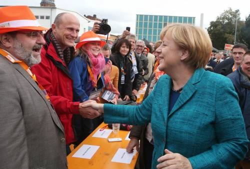Alle elezioni in Baviera dilaga il Csu alleato con la Merkel