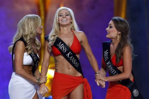 Miss America, la miss coi tatuaggi scalza i taboo ma non trionfa
