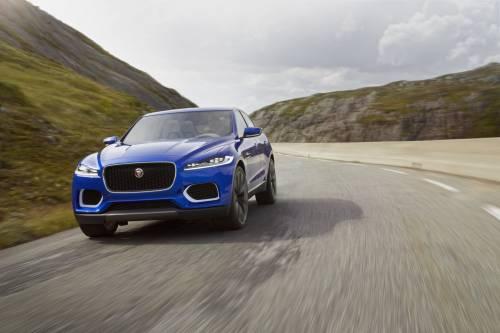 C-X17: anche Jaguar ha la sua crossover