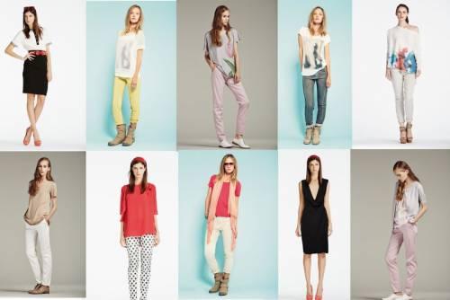 Mipap, la moda donna sfila con i colori di primavera