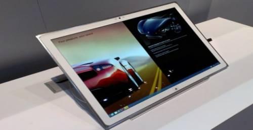"""Toughpad 20"""": quando il tablet diventa Mega"""
