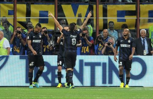 Cori razzisti, la curva dell'Inter chiusa per un turno