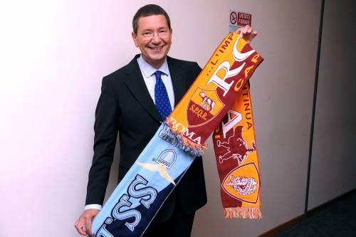 Marino pronto al derby: una sciarpa doppia per non scontentare nessuno