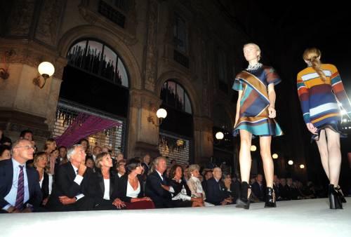«L'energia della moda farà vibrare Milano»