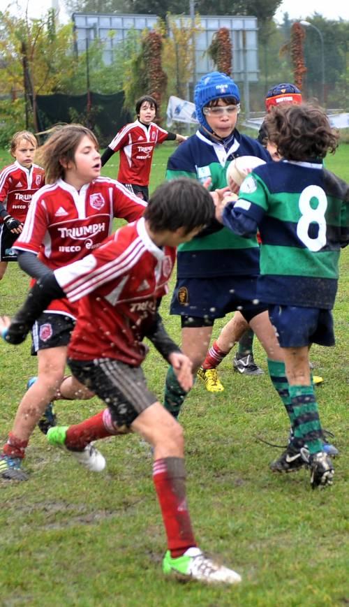 Il futuro del rugby è al Leone XIII