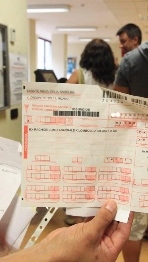 Sanità a rischio stangata: traballa il taglio dei ticket