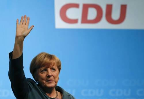 Angela ora trema: riappare lo spettro Grosse Koalition