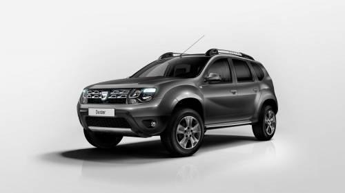 Dacia: più ricca la Duster 2014