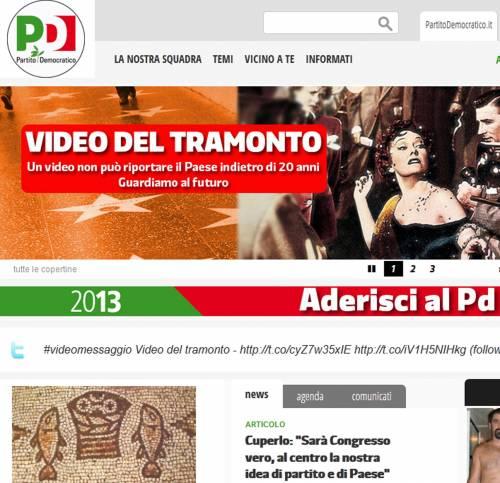 """Epifani attacca il video di Berlusconi: """"Usa toni da Guerra fredda"""""""