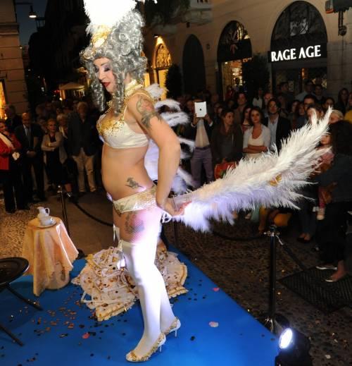 La moda «pop» conquista Milano