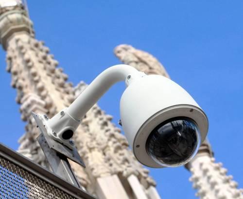 Il Duomo sotto controllo con 20 super-telecamere