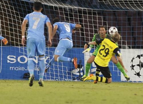 Higuain e Insigne torna MaraNapoli due gol e spettacolo