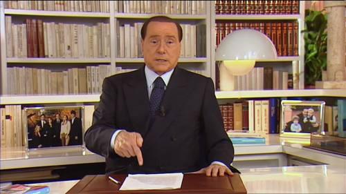 """Il Cav: """"Nessun alibi al Pd Ma basta scherzi sul fisco"""""""