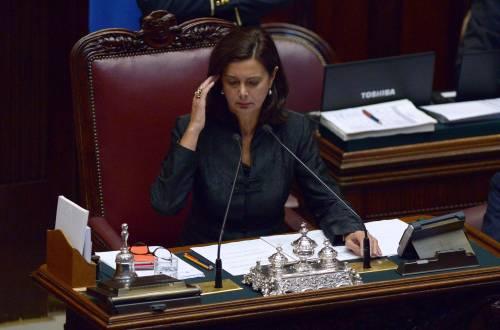 """Boldrini processata dai grillini: """"Incompetente"""""""