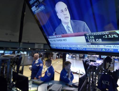 Dalla Fed iniezione di euforia: Borse Ue ai massimi da 5 anni