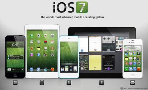 Apple, problemi per scaricare il nuovo iOs 7