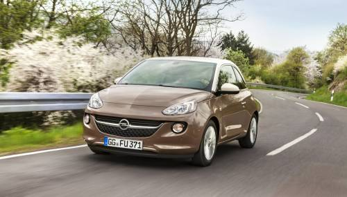 Opel Adam GPL Tech