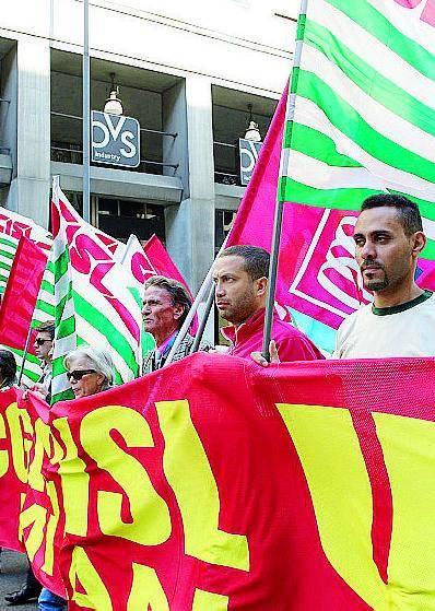 Esuberi e tagli alla Plasmon A rischio 112 posti di lavoroLA PROTESTA I sindacati hanno deciso un pacchetto di 6 ore di sciopero