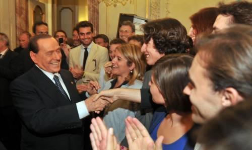 Berlusconi smaschera le trame: Il governo? Lo abbatterà Renzi